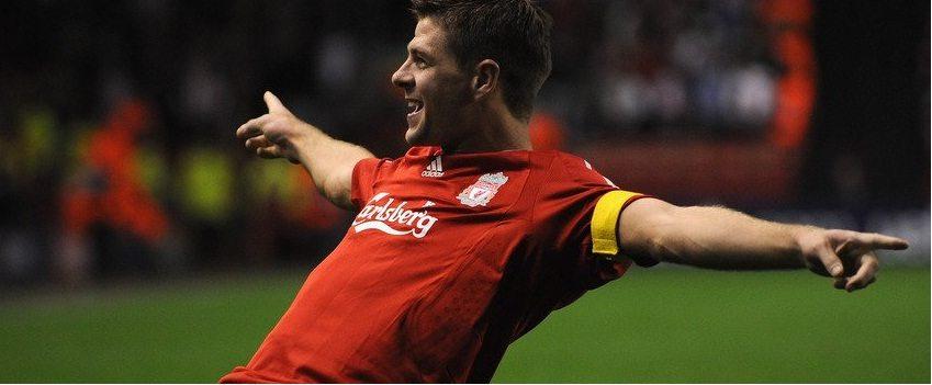 Steven Gerrard - hjertet og sjelen i Liverpool FC