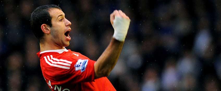 Javier Mascherano | Liverpool FC