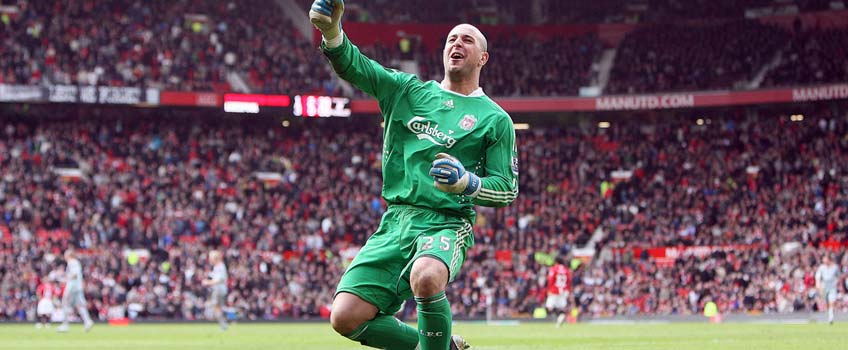 Pepe Reina @ McDonalds Grand Big Mac reklame