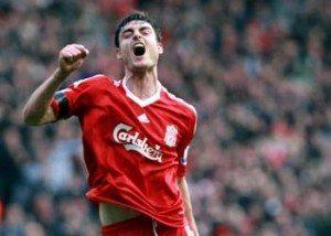 Albert Riera   Liverpool FC