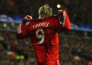 Fernando Torres | Liverpool number 9