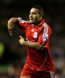 Nabil El Zhar | Liverpool FC