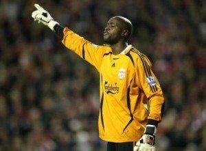 Charles Itandje   Liverpool FC