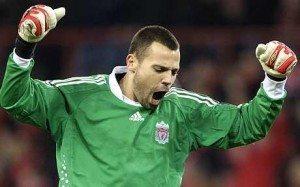 Diego Cavalieri   Liverpool FC