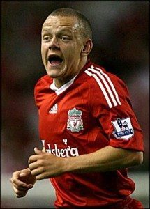 Jay Spearing | Liverpool FC