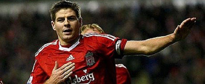 Steven Gerrard | Liverpool FC