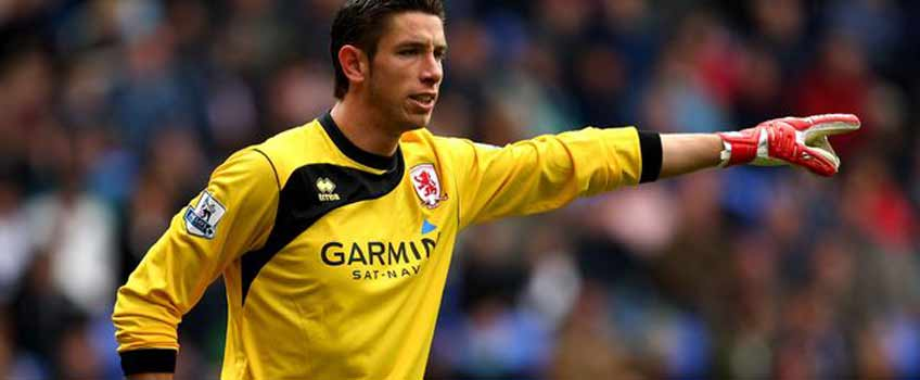 Brad Jones | Middlesbrough