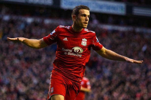 Jordan Henderson | Liverpool FC