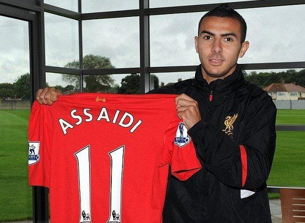 Oussama Assaidi | Liverpool FC