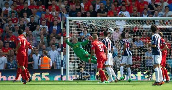 Match Preview: WBA - Liverpool