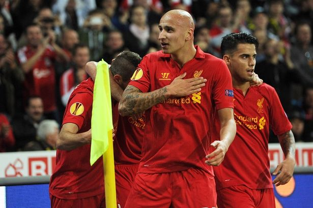 Video: Jonjo Shelvey (funny) fra Liverpool - West Ham