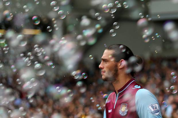 Andy Carroll | på lån til West Ham fra Liverpool