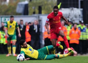 Raheem Sterling vs. Norwich