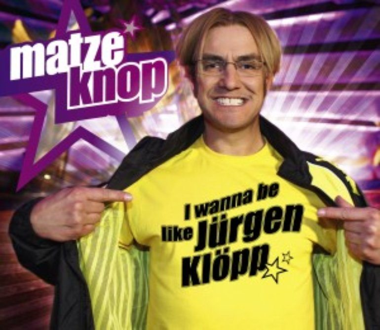 Matze Knop - I wanna be like Jürgen Klopp