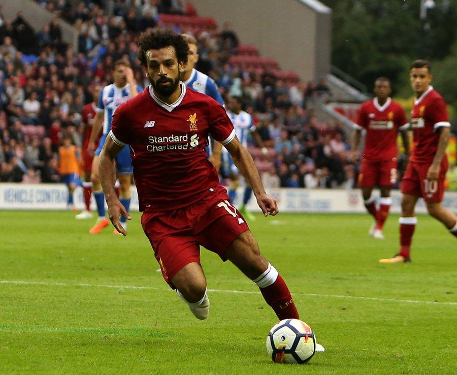 Mohamed Salah årets spiller i Afrika 2017