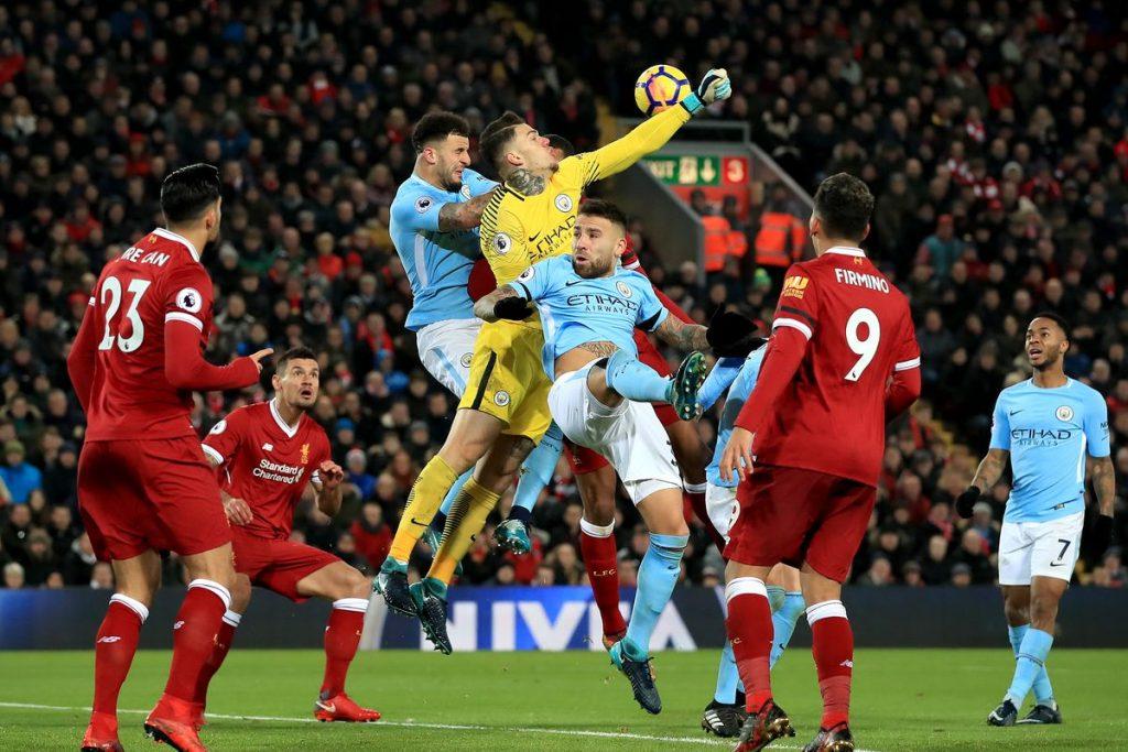 Imorgen braker det løs med UEFA Champions League kamp mot Manchester City på Anfield