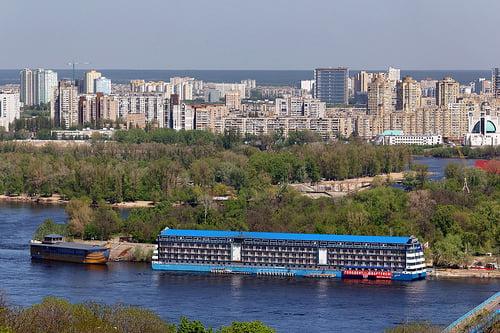 26.mai står slaget i den ukrainske hovedstaden Kiev.