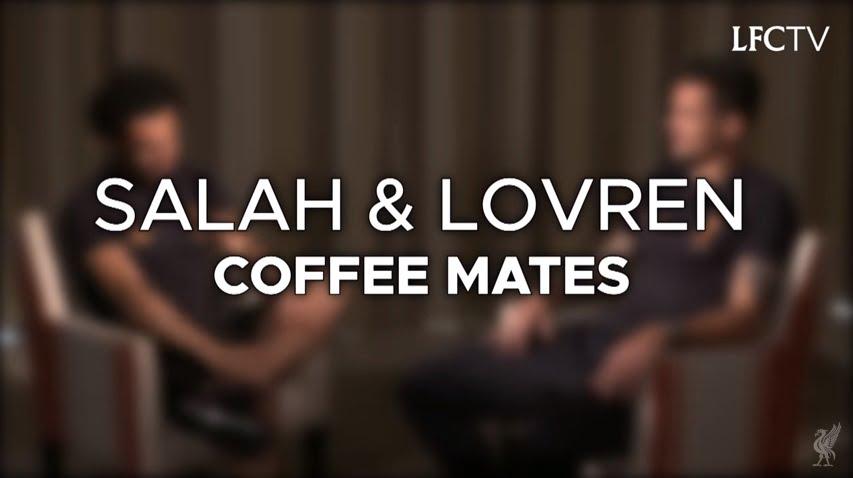 Salah & Lovren - Coffee Mates
