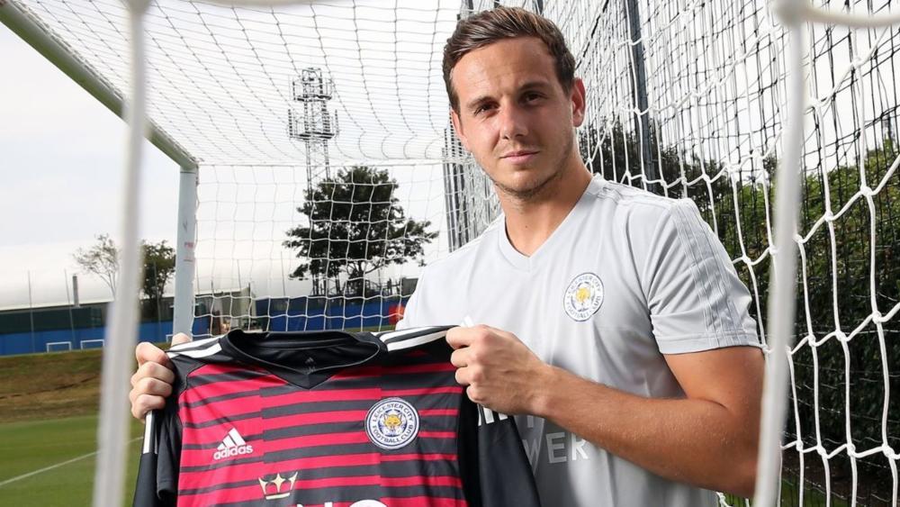 Danny Ward til Leicester City for £12,5m