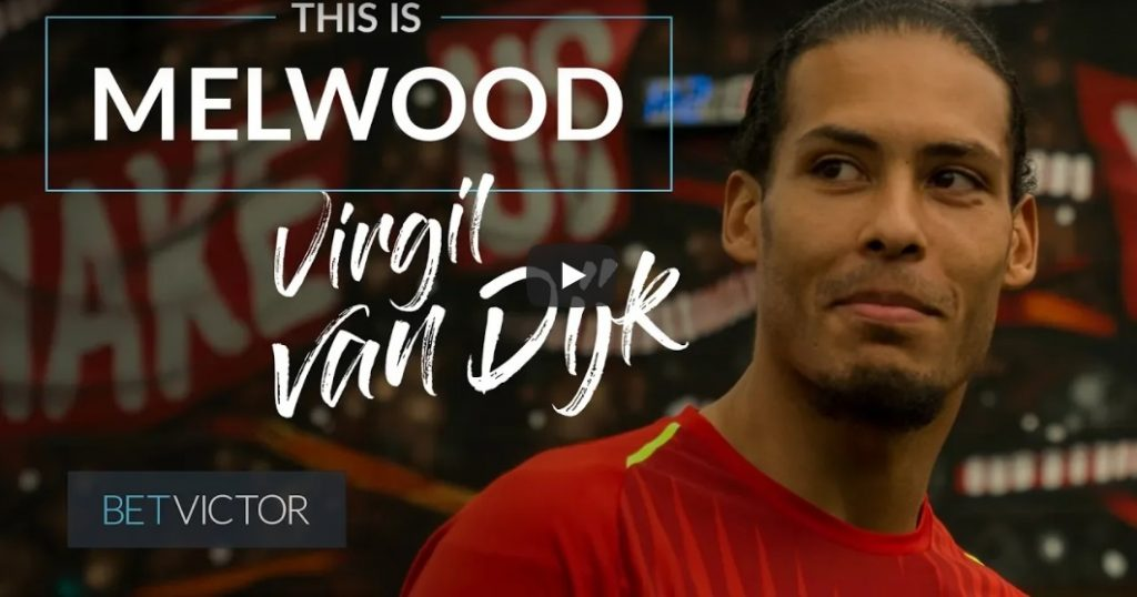 This Is Melwood : Virgil Van Dijk