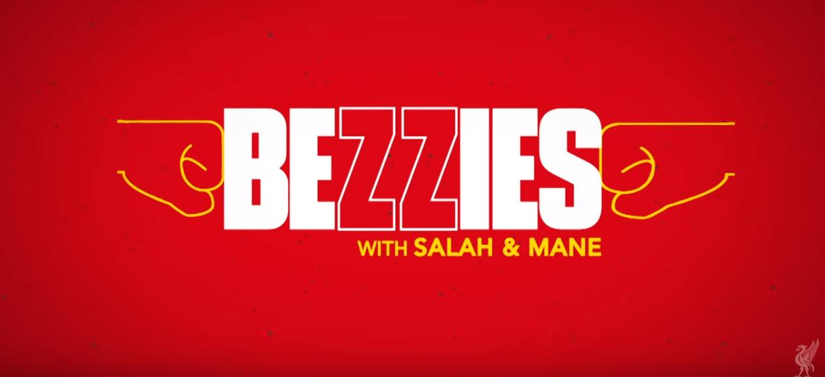 Bezzies med Salah & Mane