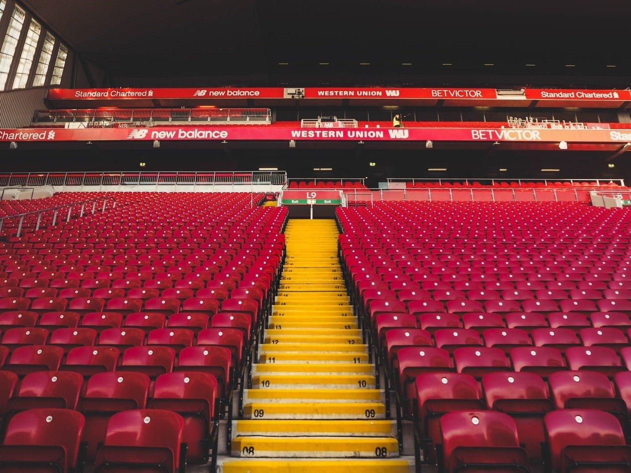 Spill på Liverpools kamper med Betssons oddsbygger