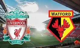 Top of the League: Liverpool - Watford 6-1