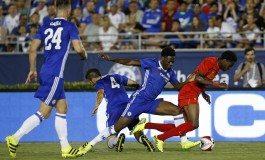 Knepent tap mot Chelsea, men noen lyspunkter...