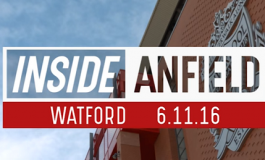 Inside Anfield: Liverpool - Watford