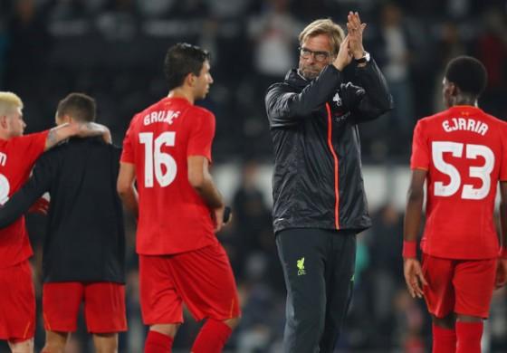Liverpool hjemme mot Leeds i kvartfinalen av EFL Cup
