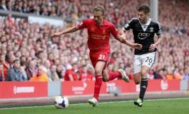 Liverpool akseptert bud på Lucas Leiva ?